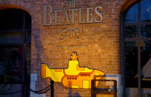 The Beatles Story - Museu dos Beatles