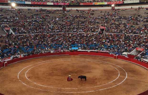 Plaza de toros a Città del Messico