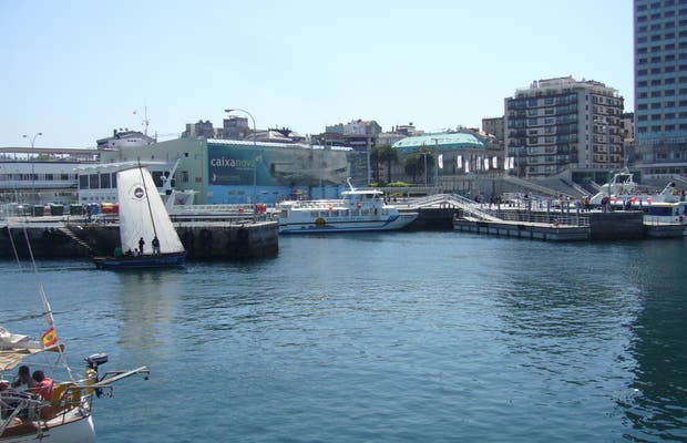 Estación Marítima