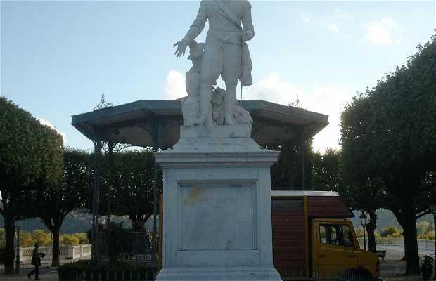 Estatua Henri IV