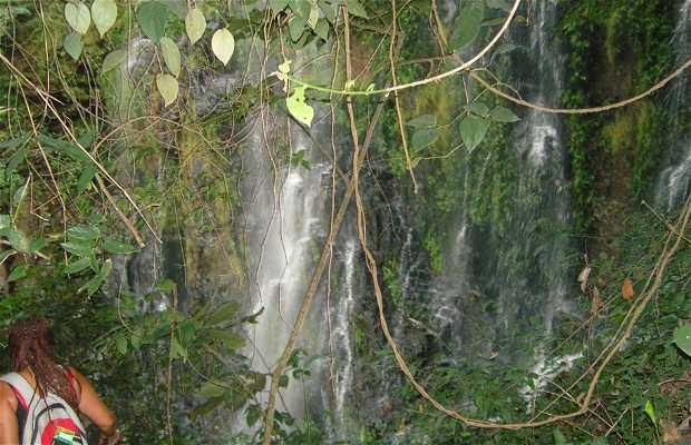 Cascade de Daye
