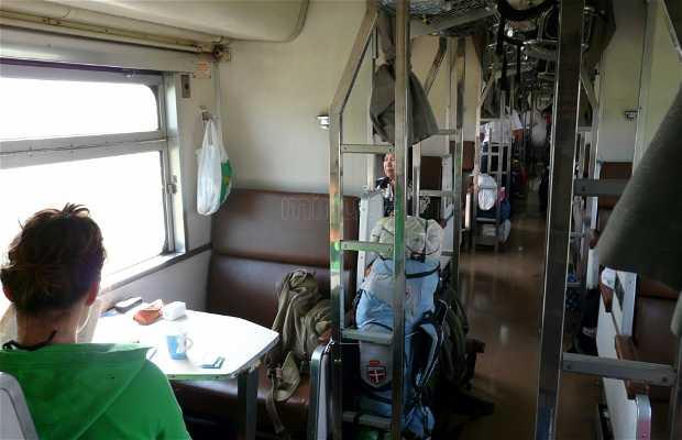 Tren Bangkok-Chiang Mai