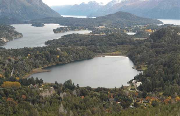 Vista Laguna El Trebol
