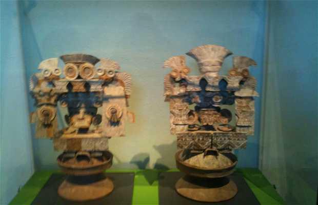 Museum Archaeological Zone Sultepec-Tecoaque