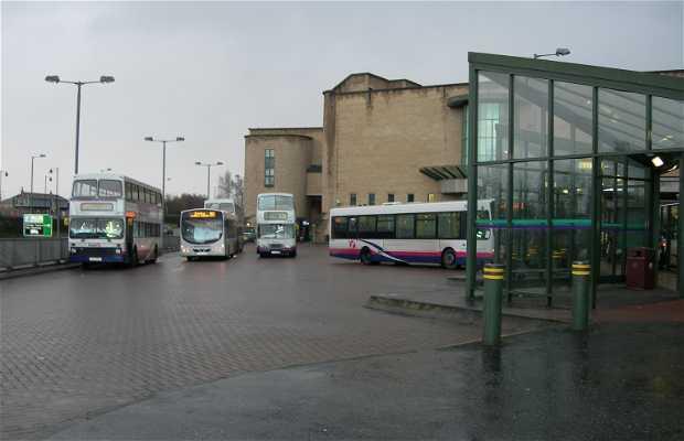 Estación de autobuses en Stirling