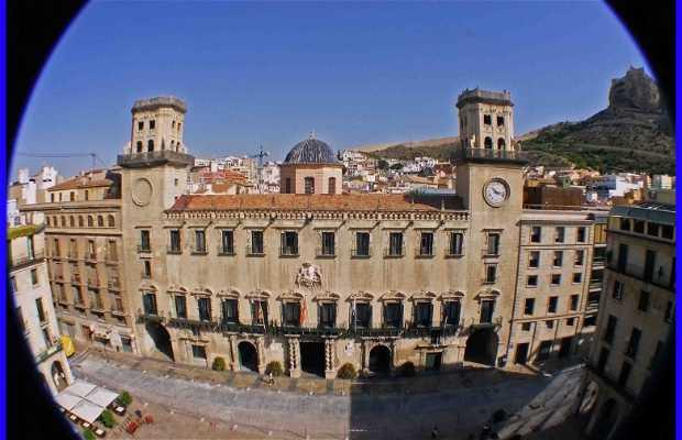 Hôtel de ville d'Alicante