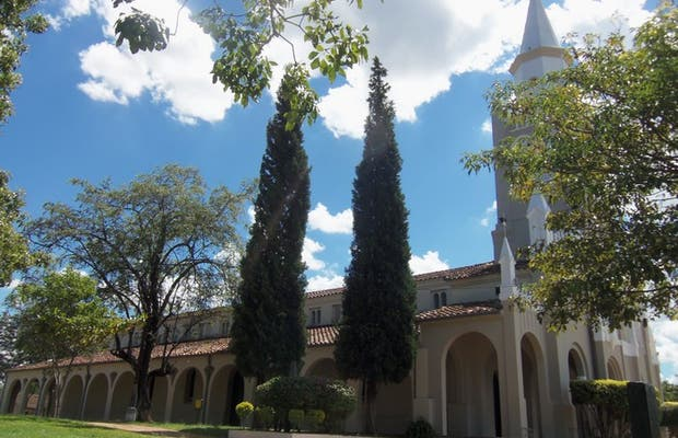 Iglesia Areguá