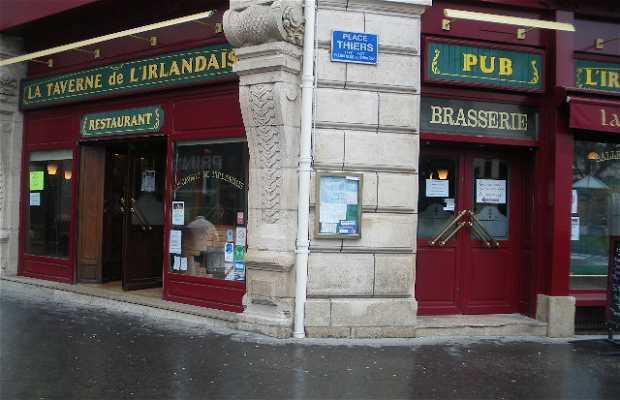 La Taverne de l'irlandais