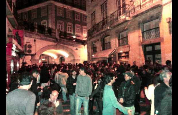 Rue Rosa - Rue Nova do Carvalho