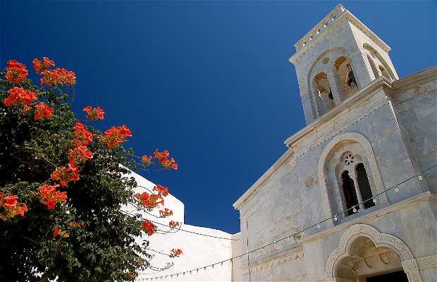 Kastro de Naxos