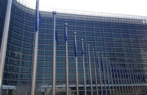 Ediffice Berlaymont - Commission Européenne