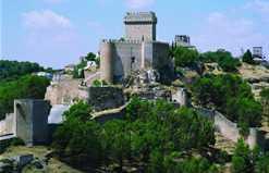 Castillo de Alarcón