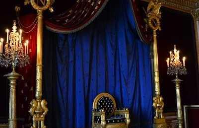 Salle de trône