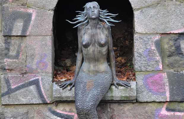 La Sirena de Uzupis