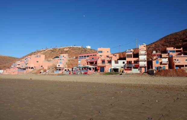 Playa de El-Gzira