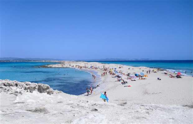 Praia de Ses Illetes