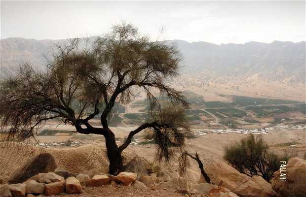 Tang chogan, Shiraz, Iran