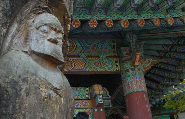 Jeondeungsa (전등사)