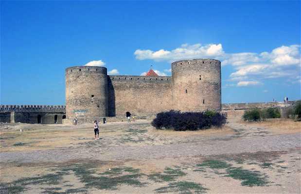 Fortaleza Étienne de Moldavie