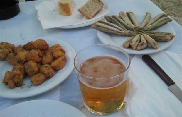 El rincon de la victoria.Malaga