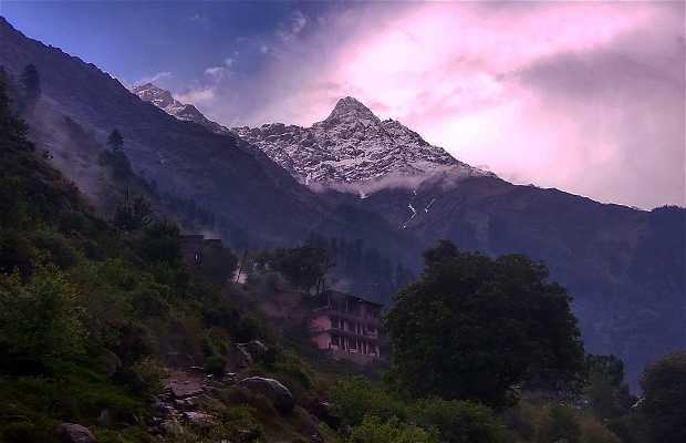 Treck Valle Parvati