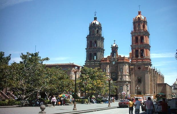 Historic centre of San Luis Potosí