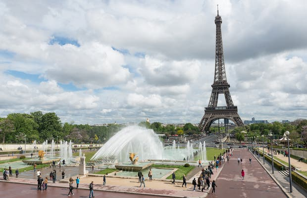 Trocadéro Square