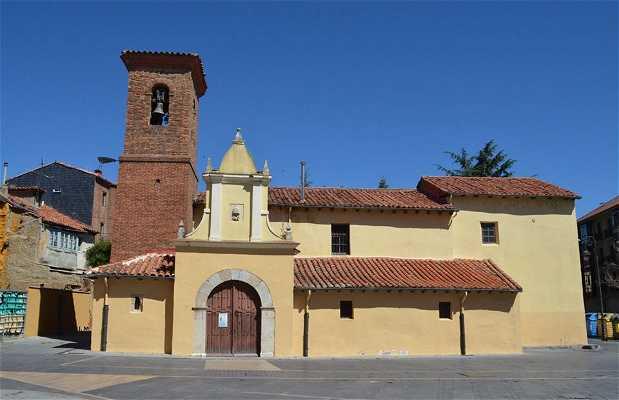 Iglesia de San Pedro de los Huertos