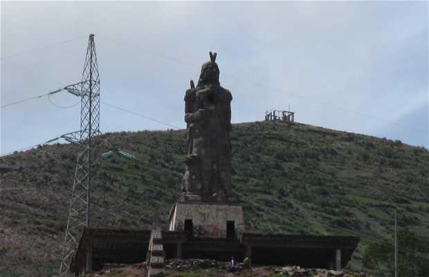 Pachacutec Monument