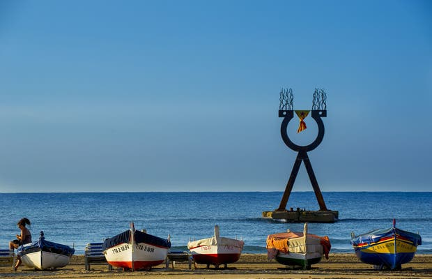 Playa de Baix Ma