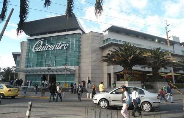 Centro comercial el Quicentro
