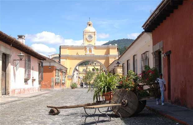 Restaurant Portal de Antigua