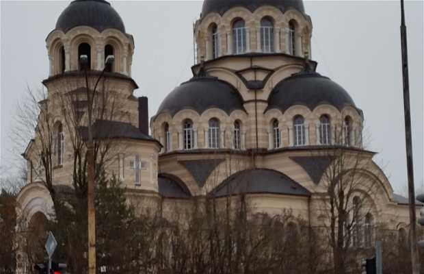 Iglesia Ortodoxa de la Aparición de la Santísima Virgen