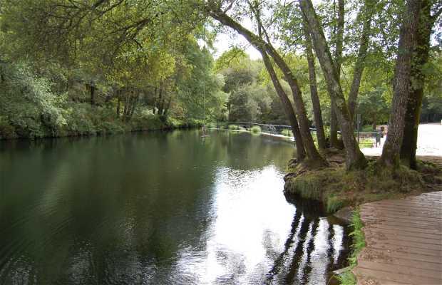 Playa fluvial río Verdugo