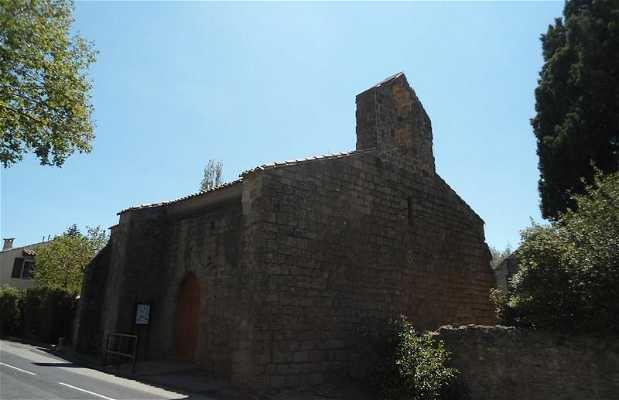 Petite église d'Homps