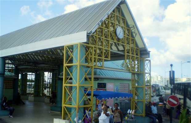 Estación de autobuses Bergevin