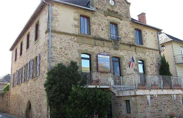 Mairie d'Aubazine