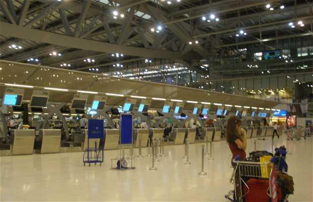 Aeropuerto de Suvarnabhumi