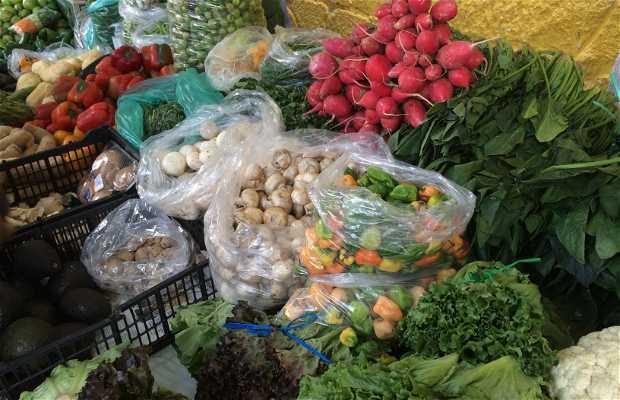 Mercado Miguel Alemán