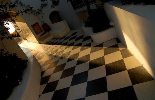Utopia Cafe di Milos