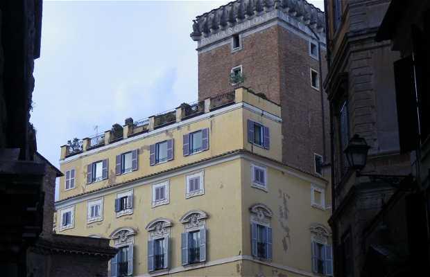Torre e Palazzo del Grillo