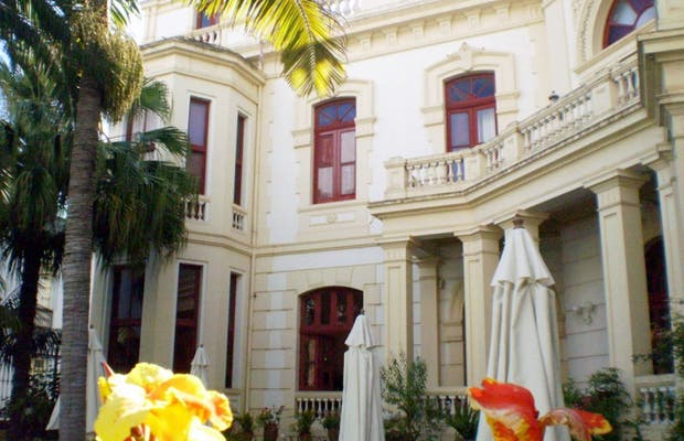 Palacete Rodríguez de Azero - Casino de La Laguna