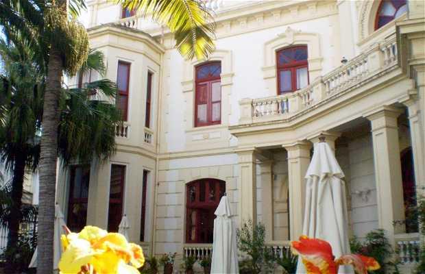 Petit palais Rodríguez de Azero - Casino de La Laguna