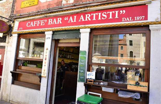 "Caffè Bar ""Ai Artisti"""