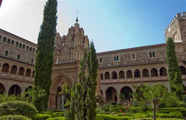 Monastère royal de Santa María de Guadalupe