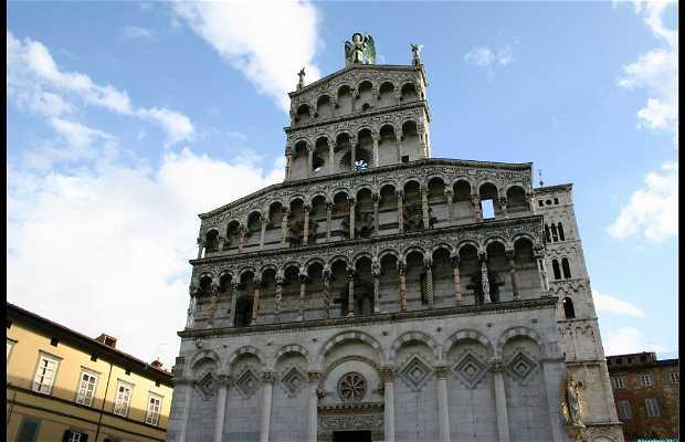 Iglesia de San Miguel en Foro