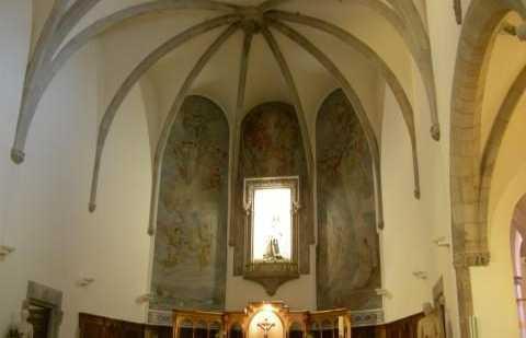 Eglise paroissiale de San Román
