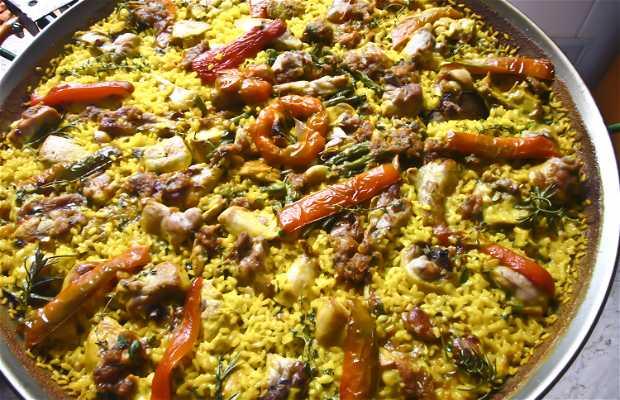 Restaurante Mares Bravas - Cala Cortina