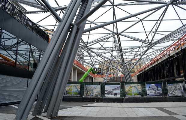 Stazione Garibaldi - Metrò dell'Arte
