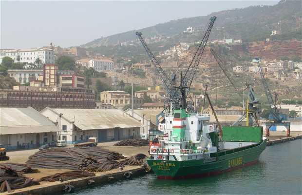 Ferry de Alicante a Orán